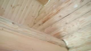 видео Сруб бани 3х4 (4х3), баня 3*4 с мансардой. Цены на строительство, где дешево купить, проекты и планировки сруба деревянной бани из бревна.