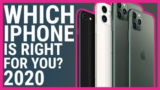 Which iPhone should I buy 2020 | Which Apple phone is the best?