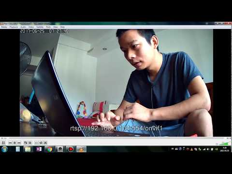 How to play the RTSP URL of Yoosee Wi-Fi Camera - YouTube