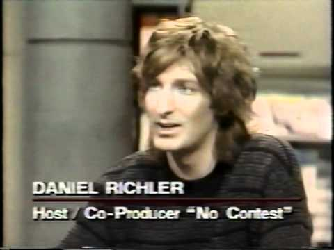 Cathy Smith : Daniel Richler discuss John Belushi 1986