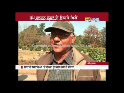 Sunny day after 2 days inclement weather | Amritsar