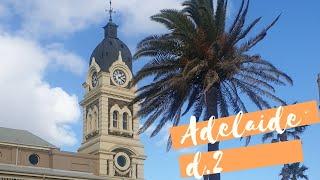 Путешествие в Аделаиду. День 2. Влог