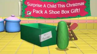 VeggieTales: Larry and the shoe box surprise