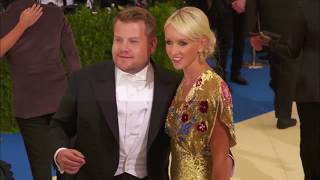 Late Night Talk Show Host James Corden Welcomes Baby Girl