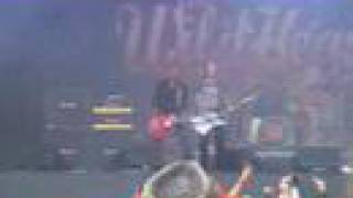 "The Wildhearts : ""Vanilla Radio"" (live Download fest 08)"