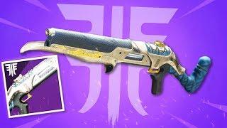THE RANGE!!  Dreaming City Shotgun, RETOLD TALE | Destiny 2 Forsaken