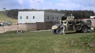 709th MP Battalion Conduct Exercise Warrior Shock