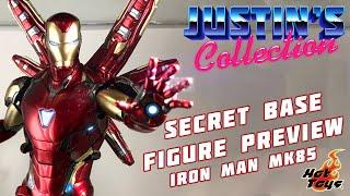 Hot Toys Iron Man MK 85 Avengers Endgame - Secret Base Figure Preview Episode 8