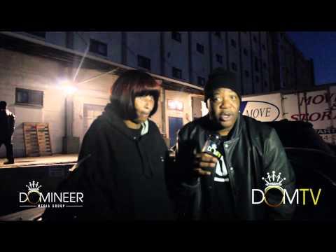 M.O.P- Broad Daylight Ft. Busta Rhymes Video Shoot (BTS)