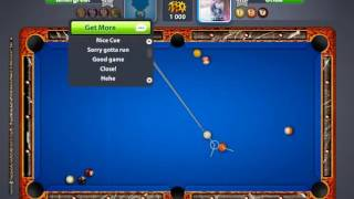 8 Ball Pool use of backspin only