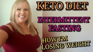 Keto Diet | Intermittent Fasting | Easy Weight Loss Program | High Fat & Low Carb