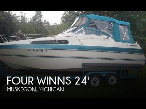hqdefault?sqp= oaymwEWCKgBEF5IWvKriqkDCQgBFQAAiEIYAQ==&rs=AOn4CLDag0oq5ija4mzC4wRrDt5VQ 0hDA 1990 24' four winns vista 245 cruiser boat archive video youtube  at bakdesigns.co