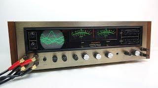 Vintage HiFi: Pioneer SD-1000 Stereo Display Scope