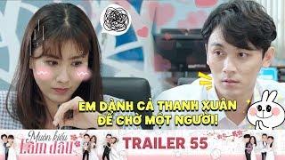 Muôn Kiểu Làm Dâu | Trailer 55 Vừa ly hôn xong, cô gái ngượng đỏ mặt khi bị trai thả thính liên tục