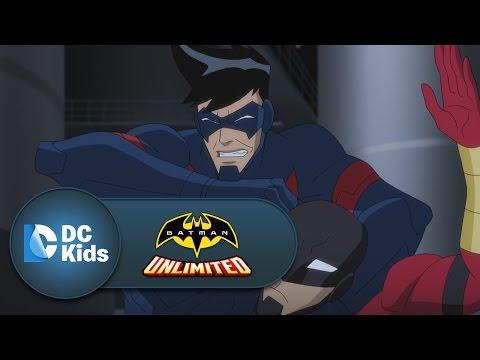 Divide and Conquer   Batman Unlimited   DC Kids