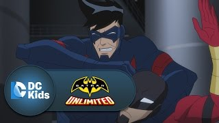 Batman Unlimited: Divide and Conquer