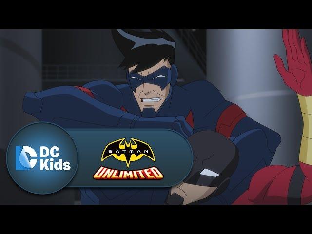Divide and Conquer | Batman Unlimited | DC Kids