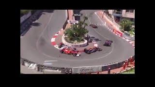 Аварии и фейлы  Льюиса Хэмилтона F1.