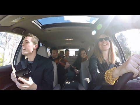 Carpool Karaoke with the Colorado Symphony