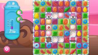 Candy Crush Jelly Saga Level 74