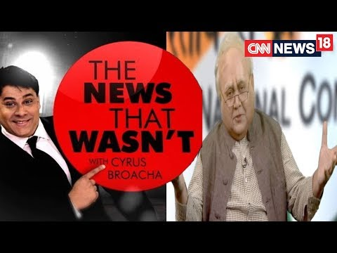Congress Still Attacking BJP Over Rafale, Cyrus Talks To A Known Spokesperson   The News That Wasn't