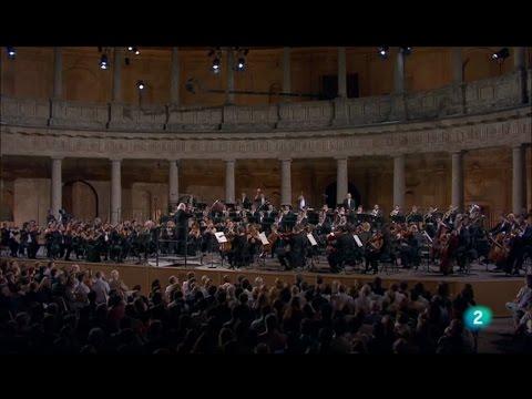 "Gustav Mahler - Symphony nº 1 ""Titan"" / OSRTVE. Eliahu Inbal"
