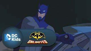 Batman Unlimited: The Race Is On! Batman And The Flash Vs Cheetah