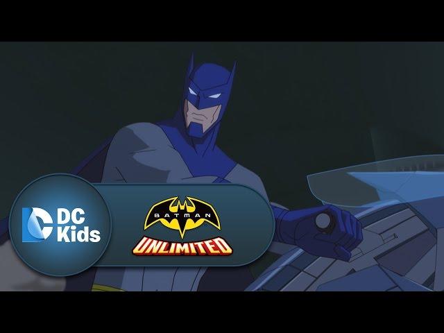 The Race is On! Batman and The Flash vs. Cheetah | Batman Unlimited | DC Kids
