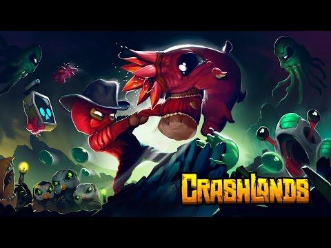 Crashlands - RPG, ПЕСОЧНИЦА, ВЫЖИВАЛКА | КЛОН  Don't Starve Together?🎮