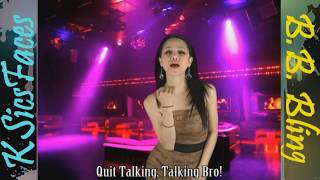 Quit Talking Bro - Music Video - KSic/ChadWildClay