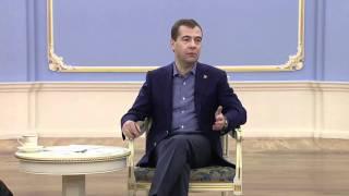 Д.Медведев.Общественный комитет сторонников.05.12.11