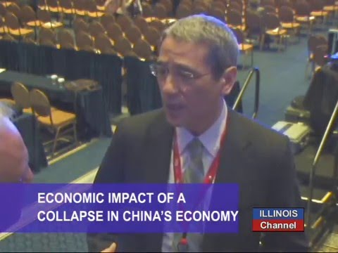 "Gordon Chang, Author ""The Coming Collapse of China"""