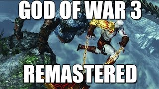 God Of War 3 Remastered : Massacre de Poney Écrevisse