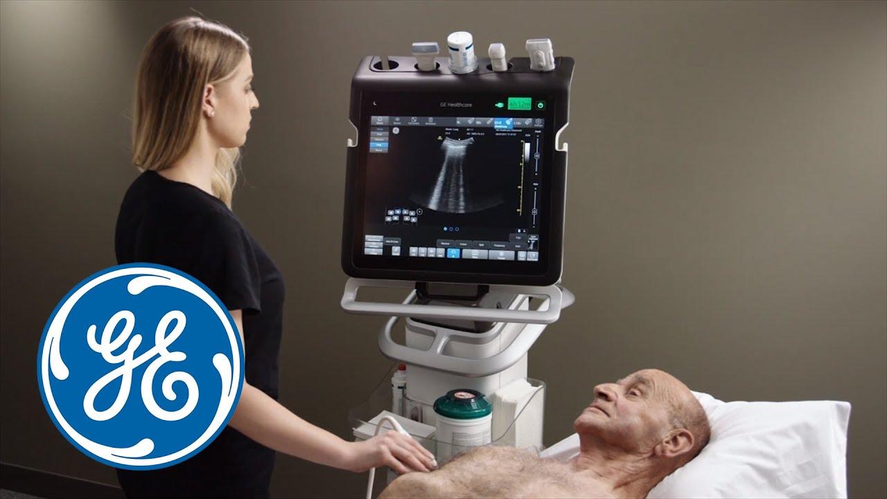 Venue Ultrasound : Auto B-line Demo