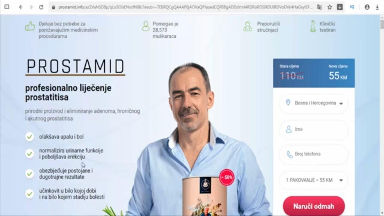 Prostamid - Health products - Bosnia and Herzegovina
