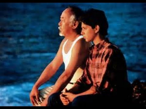 The Karate Kid 1&2 - All For Love (Bryan Adams, Rod Stewart, Sting) [HD]