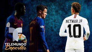 La primera oferta del Barcelona por Neymar   Telemundo Deportes