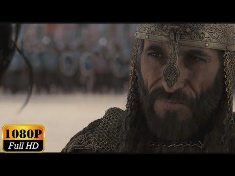 Балиан сдает Иерусалим Саладдину. Царство небесное.