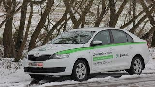 Renault LOGAN, Hyundai ACCENT, Lada VESTA, Skoda RAPID: большой тест Автопанорамы