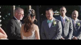 Tiffany and Kermit - a Beautiful Sonoma Wedding