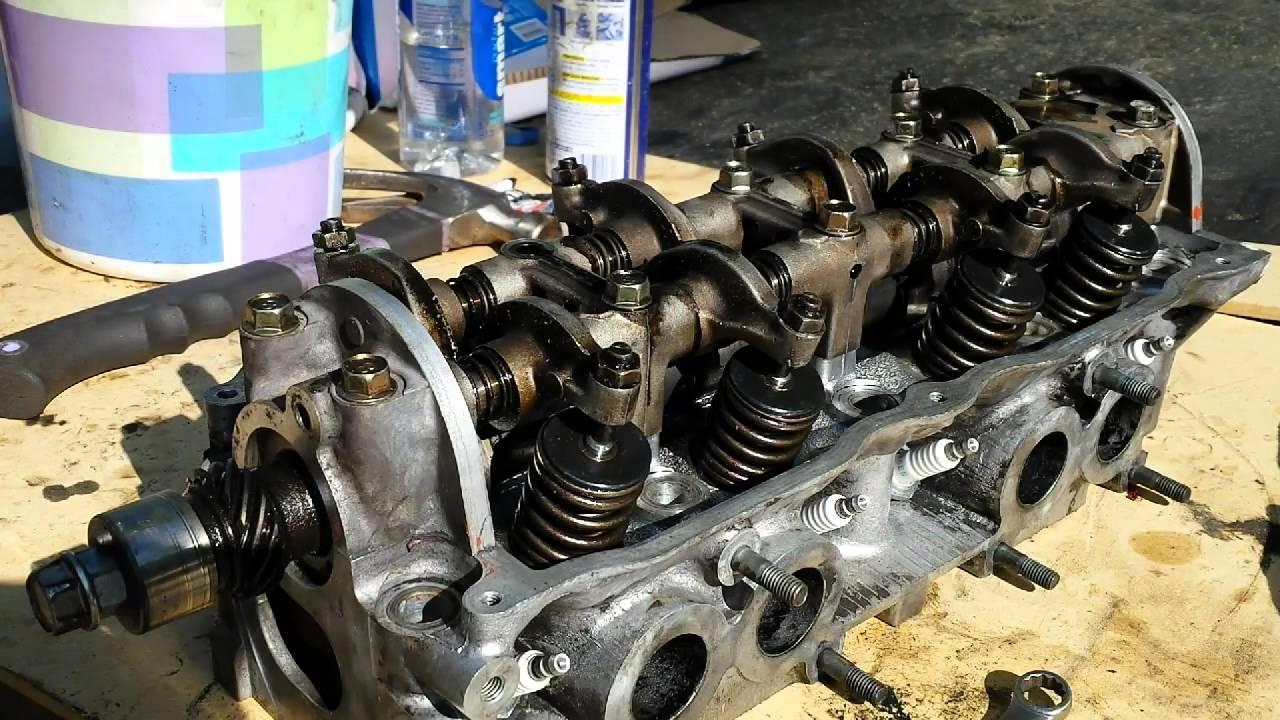 hight resolution of how to adjust valve lash