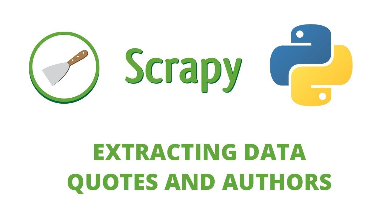 SCRAPY SPLASH LOGIN - Media Tweets by Scrapy (@ScrapyProject