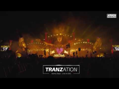 Armin van Buuren featuring Josh Cumbee - Sunny Days [Dance Mix] (Live From EDC Las Vegas 2017)