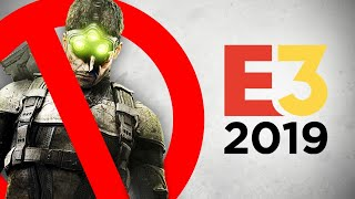 """9 """"Leaked"""" Video Games That WON'T Be At E3 2019"""