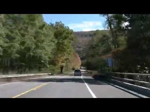 Vermont Route 9: Bennington Drive Lapse Dash Cam