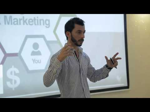 Arabic Business Presentation - Tarik Al Badri