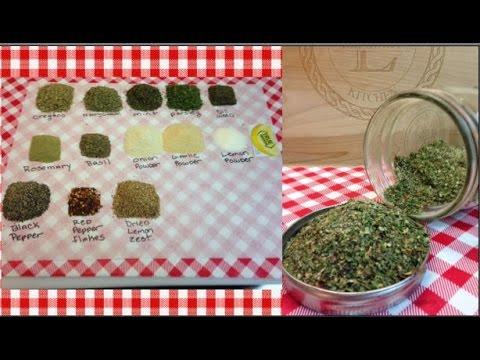 Greek Style Seasoning Blend ~ Noreen's Kitchen