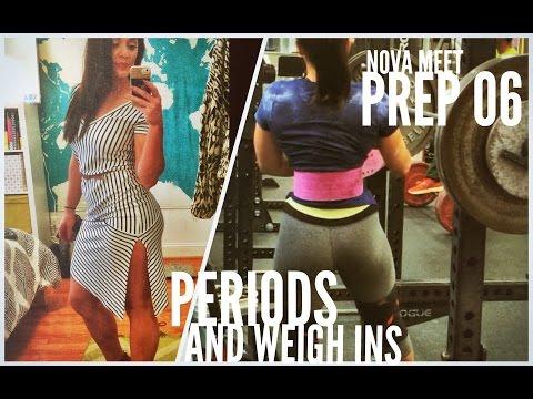 NOVA Meet Prep 06: Periods and Weigh Ins