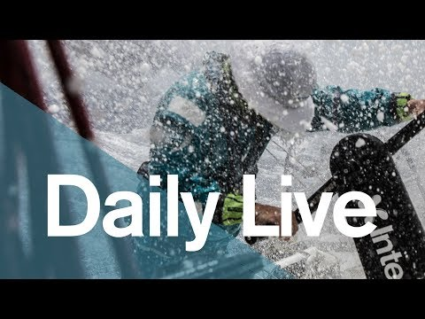 Daily Live – Saturday 24 February | Volvo Ocean Race