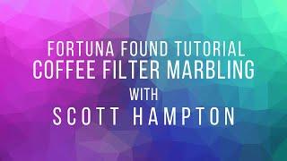 Shaving Cream Marbling - Tutorial with Scott Hampton